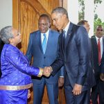 President Barack Obama relives fond memories of his historic Kenyan visits