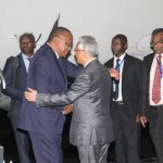 African leaders challenged to use positions for their people's prosperity, Kenyatta
