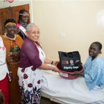 Take healthcare services closer to the people, Mrs Kenyatta says