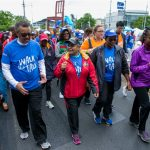 Embrace physical exercises as part of your healthy living, Mrs Kenyatta tells the world