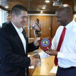 US-Kenya partnership boosts security at the port, says Manduku