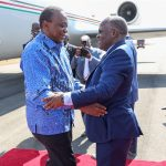 Let's unite for a prosperous East Africa, President Kenyatta says
