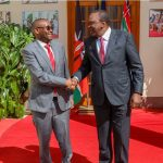 Can President Kenyatta or Odinga save Samboja's County government from collapsing?