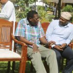 CS Wamalwa tells governors to stop theatrics  and develop their counties