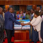 End standoff over allocation for counties, President Kenyatta directs