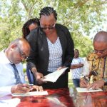 Execute your duties without fear, Kingi tells board members