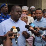 We are coming for you, CS Matiang'i tells drug dealers and juvenile gangs