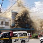 Over Six million Worth of Property goes up into smoke in Majengo, Mombasa county