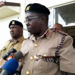 Nabbed Boda boda Sneakers Under Forceful Quarantine