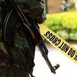 Police gun down Terror Suspect